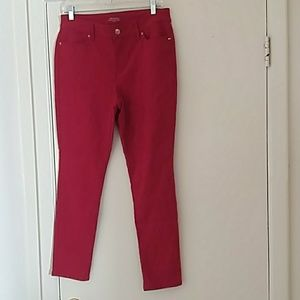 Jeggins by Chicos Women Jeans Size US 8P Chicos 1P